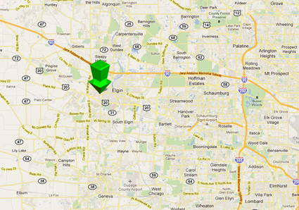 Maplewood Care Map